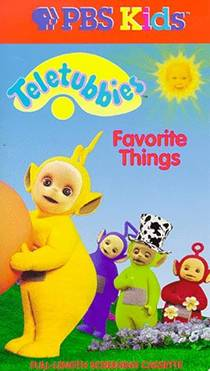 Picture of a TV show: Teletubbies