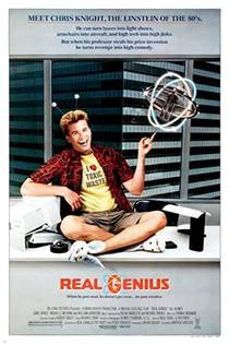 Picture of a movie: Real Genius