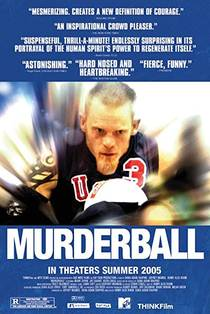 Picture of a movie: Murderball