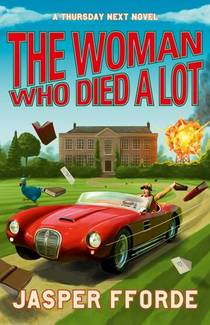 Picture of a book: The Woman Who Died A Lot