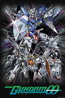 Picture of a TV show: Mobile Suit Gundam 00