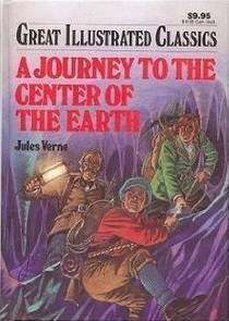 Picture of a book: A Journey To The Center Of The Earth