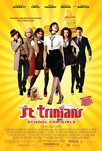 Picture of a movie: St Trinian's