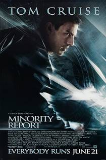 Picture of a movie: Minority Report
