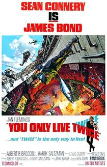 Picture of a movie: You Only Live Twice