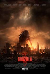 Picture of a movie: Godzilla