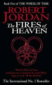 Picture of a book: The Fires Of Heaven