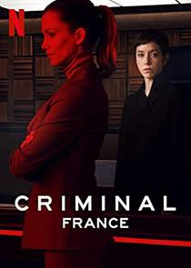 Picture of a TV show: Criminal: France