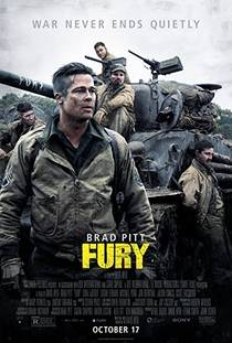 Picture of a movie: Fury
