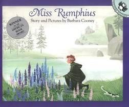 Picture of a book: Miss Rumphius