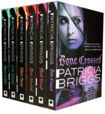 Picture of a book: Mercy Thompson Series Collection