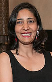 Picture of an author: Kiran Desai