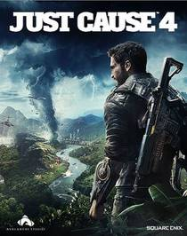Picture of a game: Just Cause 4