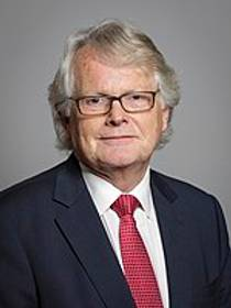 Picture of an author: Michael Dobbs