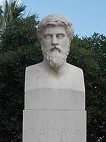 Picture of an author: Plutarch