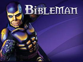 Picture of a TV show: Bibleman