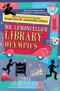 Picture of a book: Mr. Lemoncello's Library Olympics