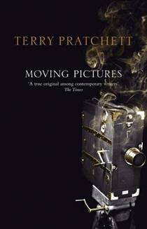 Picture of a book: Moving Pictures