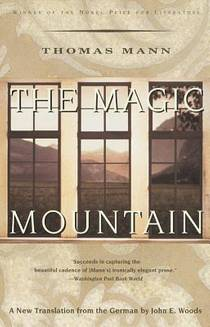Picture of a book: The Magic Mountain
