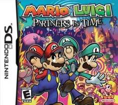 Picture of a game: Mario & Luigi: Partners In Time