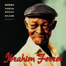 Picture of a band or musician: Ibrahim Ferrer