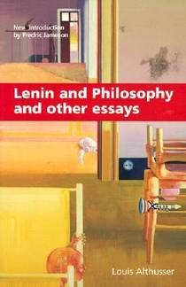 Picture of a book: Lenin and Philosophy and Other Essays