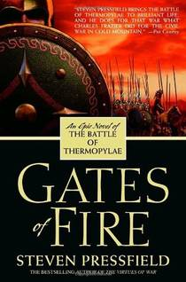 Picture of a book: Gates Of Fire