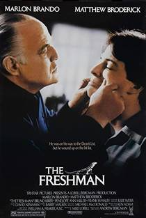 Picture of a movie: The Freshman