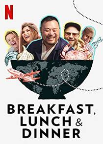 Picture of a TV show: Breakfast, Lunch & Dinner