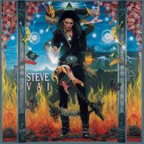 Picture of a band or musician: Steve Vai