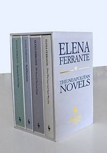 Picture of a book: The Neapolitan Novels Boxed Set