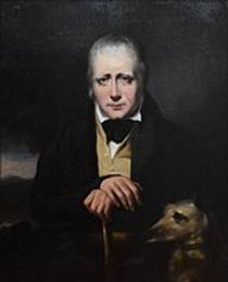 Picture of an author: Walter Scott