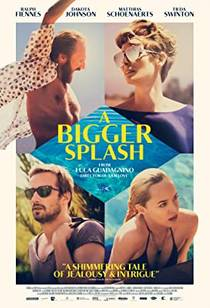 Picture of a movie: A Bigger Splash
