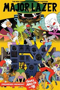 Picture of a TV show: Major Lazer