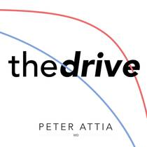 Picture of a podcast: The Peter Attia Drive