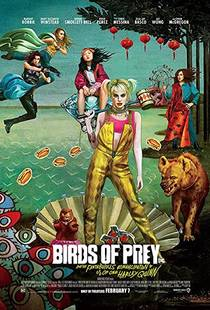 Picture of a movie: Birds Of Prey