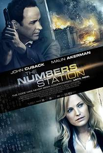 Picture of a movie: The Numbers Station