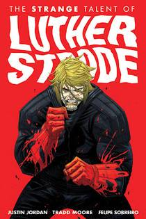 Picture of a book: The Strange Talent of Luther Strode