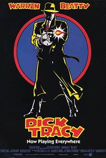 Picture of a movie: Dick Tracy