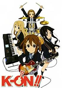 Picture of a TV show: K-On!