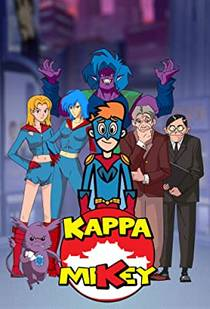 Picture of a TV show: Kappa Mikey