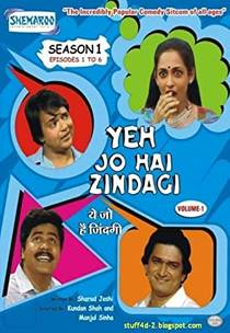 Picture of a TV show: Yeh Jo Hai Zindagi