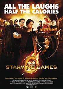 Picture of a movie: The Starving Games