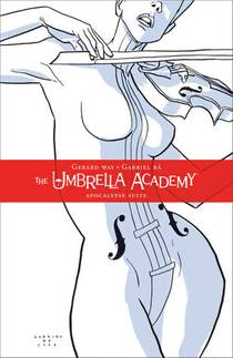 Picture of a book: The Umbrella Academy, Vol. 1: The Apocalypse Suite