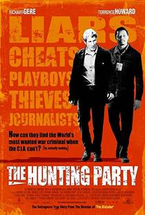 Picture of a movie: The Hunting Party