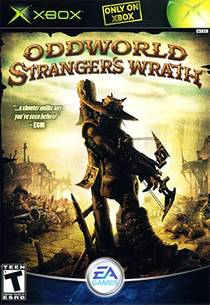 Picture of a game: Oddworld: Stranger's Wrath Hd