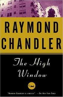Picture of a book: The High Window