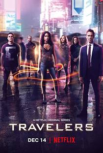 Picture of a TV show: Travelers