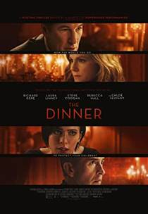 Picture of a movie: The Dinner
