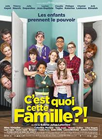 Picture of a movie: We Are Family